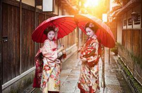Nem lehet többé a kiotói gésákkal szelfizni