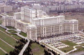 A román parlament a világ 7. legdrágább épülete