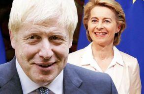 A briteket is kérik, hogy jelöljenek valakit az európai biztosi pozícióra