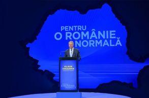 Johannis 37,49%-át, Dãncilã 22,69%-át, Barna 14,73%-át birtokolja a szavazatoknak a hétfõ esti részeredmények szerint