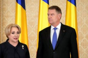 Dãncilã megtrollkodja Johannis (nem)államelnöki vitáját