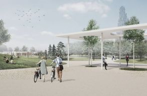 Több mint 10 millió euróból újítják fel a kolozsvári Vasutasparkot