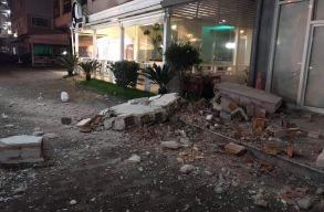 Hatalmas földrengés rázta meg Albániát, többen meghaltak