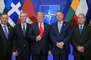 Johannis: a NATO fontosságát senki nem kérdõjelezte meg, de szükség van a stratégia kigondolására