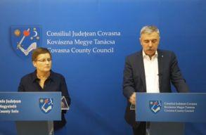 Elõrelépés a Kovászna megyei szociális ellátórendszerben
