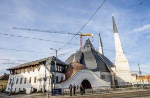 Átadták az Új Ezredév Református Központot Temesváron