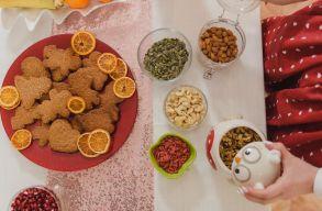 Hogyan kerüljük el az elhízást a nagy karácsonyi eszem-iszomban?