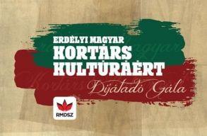 Idén is díjazza az RMDSZ a magyar kultúra napján a kiemelkedõ mûvészeket