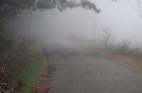 Vigyázni az utakon: szinte egész Erdélyben nagy a köd!