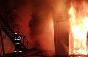 Tragédia Temesváron: négy gyerek halt meg egy lakástûzben