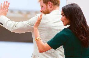 Elvesztette királyi fenség státuszát Harry herceg és Meghan Markle