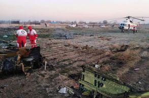 Hazaszállították az Iránban lelõtt ukrán utasszállító áldozatainak maradványait