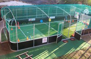 15 ovi-foci pályát épít az Erdélyi Polgári Egyesület