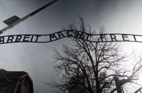 Orban és Orbán is a helyszínen emlékezik meg az auschwitzi haláltábor felszabadításának 75. évfordulóján