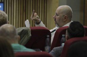 Elszabadultak az indulatok a fõvárosi önkormányzat szerdai ülésén