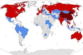 Koronavírus: Románia is a fertõzésgyanús országok között van
