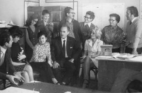 """Demokratizálni a Kriterion-történetet. Az 50 éves """"nemzetiségi megaintézmény""""-re voltunk kíváncsiak"""