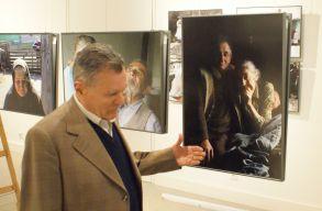 Megnyílt Bálint Zsigmond erdélyi fotográfus kiállítása Budapesten