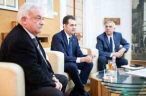 Állítólag az ország legmodernebb kulturális központját építik a magyar kormány finanszírozásával Sepsiszentgyörgyön