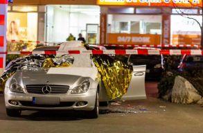 Lövöldözés volt a németországi Hanauban