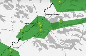 Új légszennyezés-mérõket felszerelve figyelik a marosvásárhelyi levegõ minõségét