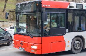 Március 30-tól ingyen lehet munkába buszozni Sepsiszentgyörgyön