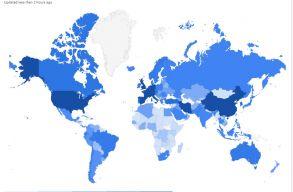 3 milliárd ember ül otthon a koronavírus miatt