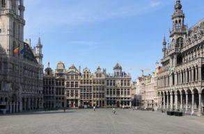 Kalandozások a brüsszeli szecesszió világában - koronavírus idején