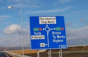 Öt év után nekifoghatnak megépíteni a Nyárádtõ-Marosvásárhely autópályaszakaszt