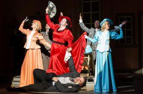 Szatmárnémetiben szabadtéri elõadásokkal indul újra a színházi élet