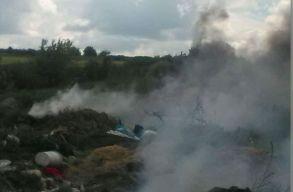 Két Bihar megyei községben is égetni, illetve elföldelni akarta a szemetet a polgármesteri hivatal