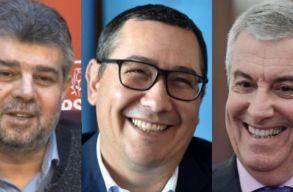 Közösen indulhat a választásokon a PSD, a Pro Romania és az ALDE