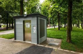 Automata vécéket kapott Kolozsvár