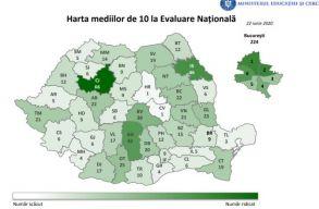 Képességvizsga: Hargita és Kovászna megye utolsó a 10-es jegyek listáján