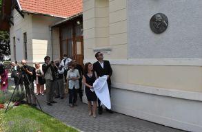 Felavatták a Dsida-emlékplakettet Kolozsváron