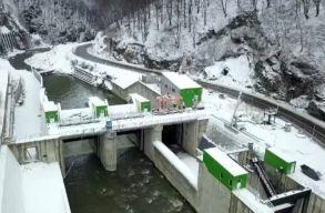 Megszavazták: engedély nélkül lehet vízerõmûvet építeni, akár védett területeken is