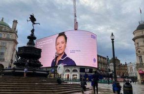 Romániából emigrált szülésznõ lett az angol egészségügy hõse