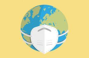 Mûanyagmentes július: több ezer tonna maszkot dobunk el naponta