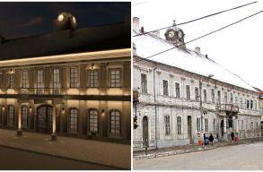 Kulturális központtá válik a régi tordai törvényszék épülete