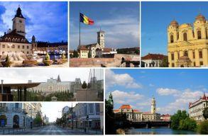 Mennyire elégedettek a nagyvárosok lakói a saját településükkel?