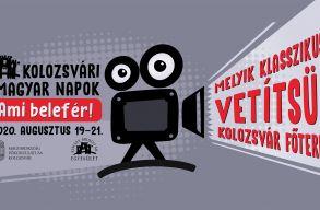 11. KMN: a közönség döntheti el, melyik magyar filmklasszikust vetítsék a Fõtéren!