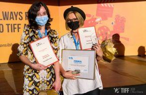 Farkas Boglárka filmje nyerte a TIFF helyi filmek versenyét
