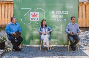 Mivel büszkélkedik a Kolozs megyei RMDSZ az elmúlt négy évbõl?