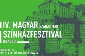 Rendhagyó magyar szabadtéri színházfesztivált szerveznek Brassóban