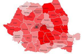 Németország a kockázatot jelentõ térségek közé sorolt hét romániai megyét