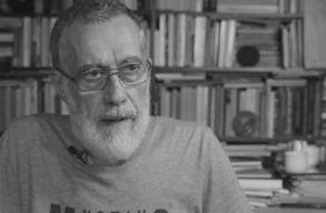 Elhunyt Bogdán László