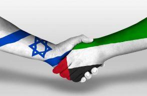 Békemegállapodást kötött Izrael és az Egyesült Arab Emírségek