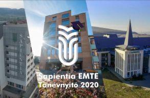 Online tanévnyitóval kezdte az évet az EMTE-Sapientia