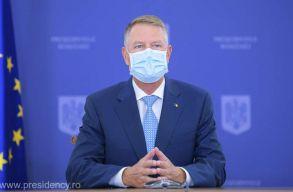 Johannis: nem engedhetjük meg, hogy az egészségügyi rendszer egyszerre két járványt kelljen kezeljen