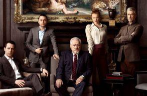 Az Utódlás, a Schitt's Creek és a Watchmen az Emmy nagy nyertesei